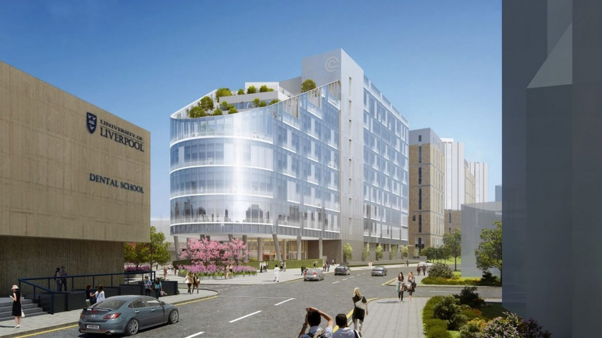 Clatterbridge Hospital Project CGI 1