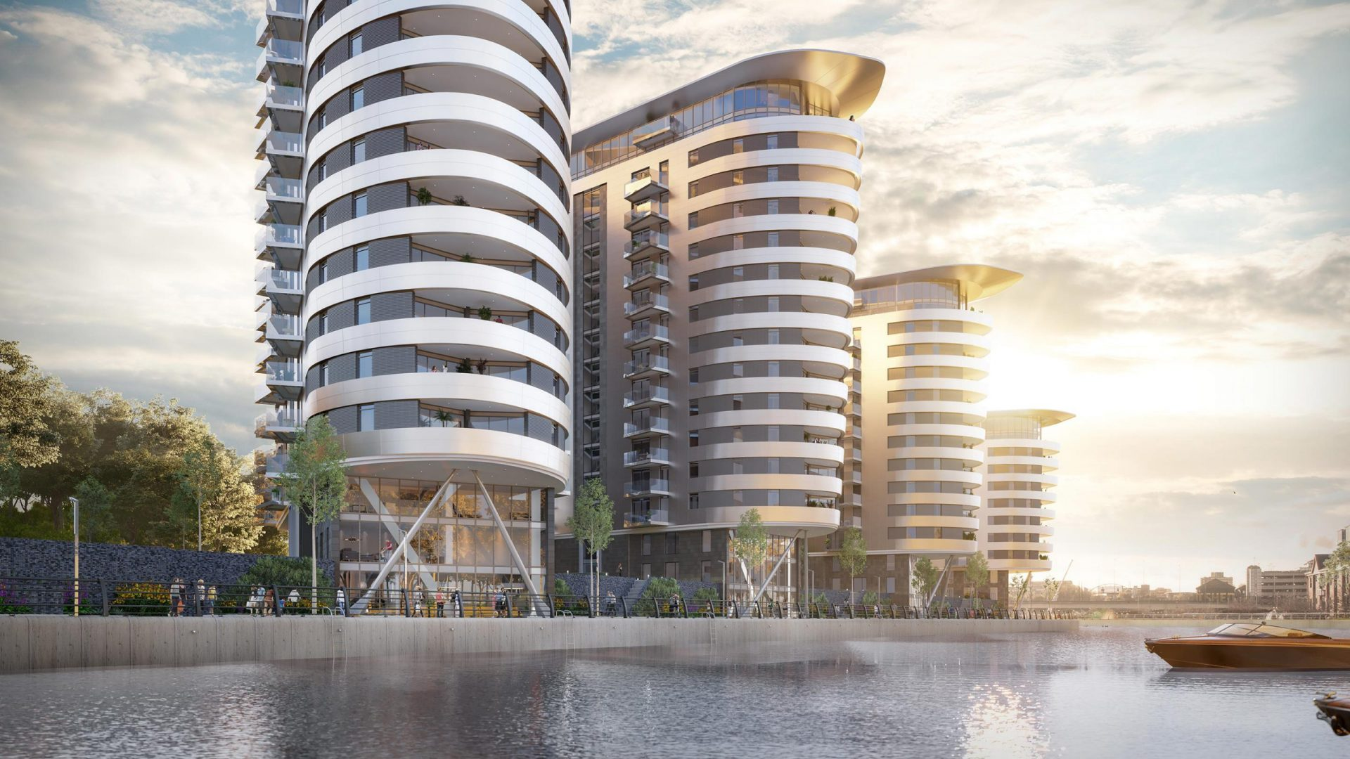 Manchester Waters Project CGI 1